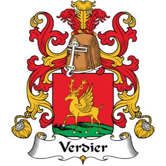 Verdier Family Crest