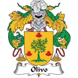 Olivo Family Crest