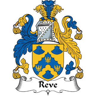 Reve Coat of Arms