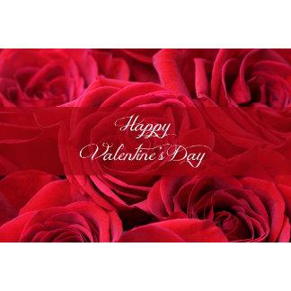Romantic Valentine's Day Roses