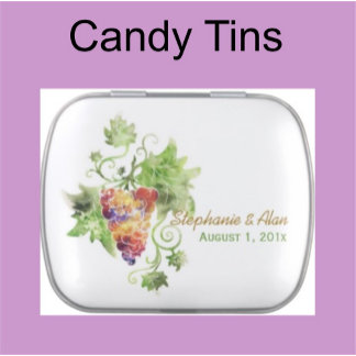 Candy Tins