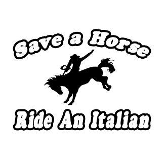 Save Horse, Ride Italian