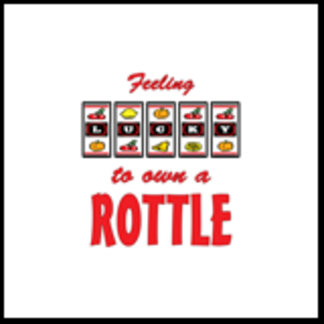 Feeling Lucky to Own a Rottle