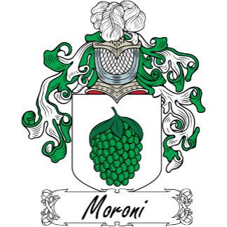 Moroni Family Crest