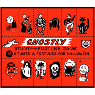 Ghostly Stunts Game