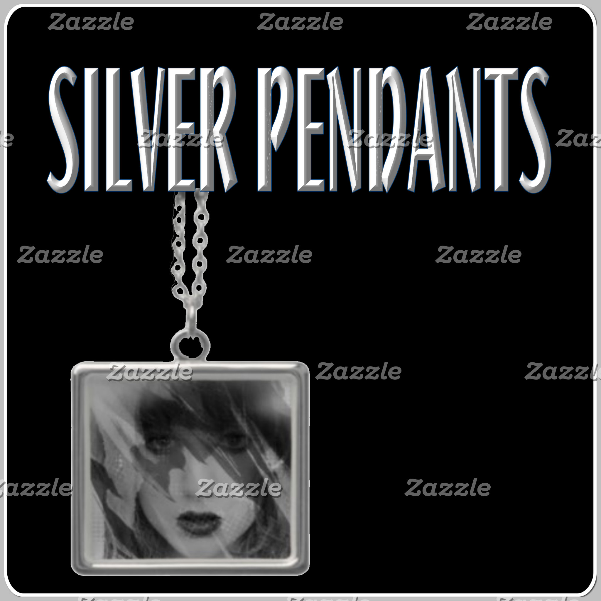 Silver and Gold Pendants and Necklaces