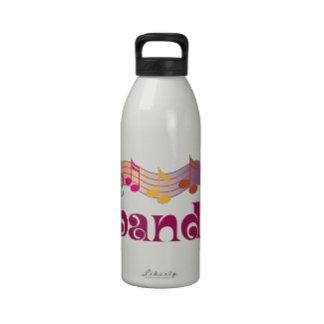 Music Water Bottles