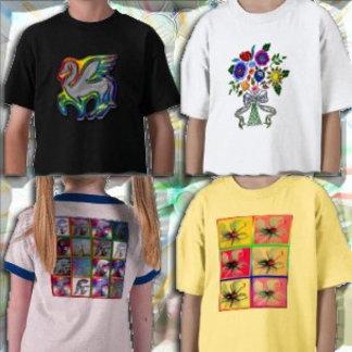 Kids and Toddlers Apparel Original & Customizable