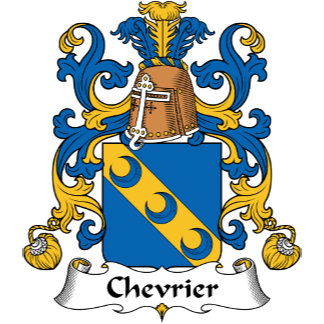 Chevrier Family Crest