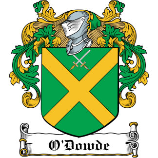O'Dowde Coat of Arms