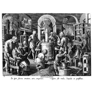 Stages of Alchemy ➤