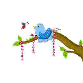 Birds Cartoon And Nature