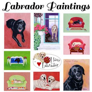 Labrador Paintings