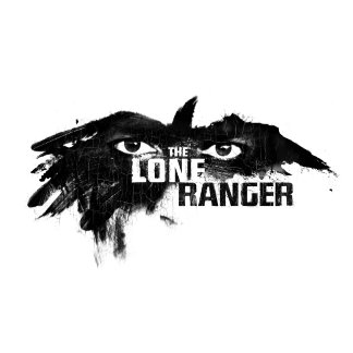 The Lone Ranger Logo with Mask