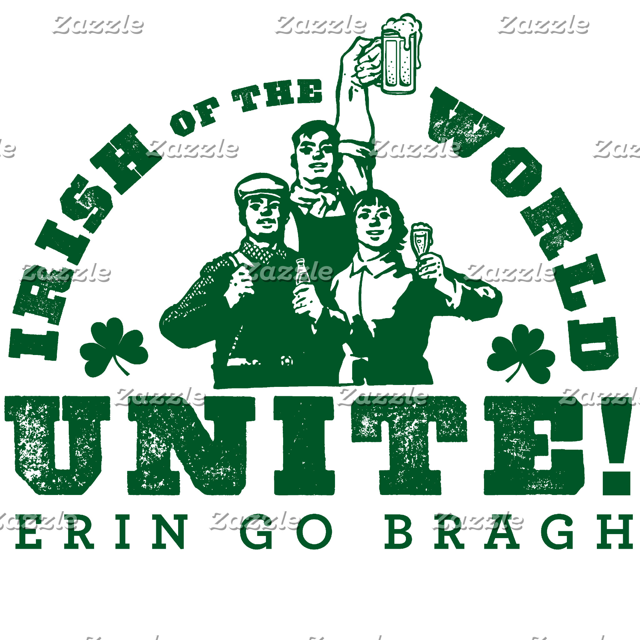 Irish Of The World