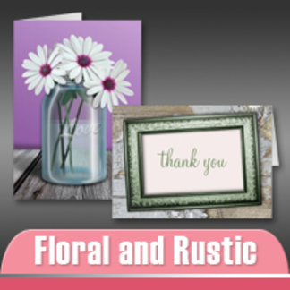 Floral & Rustic Textures