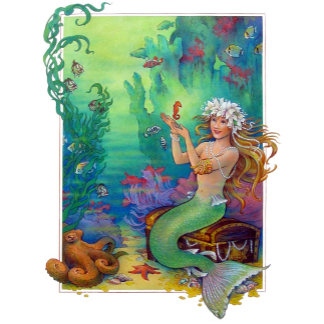 Aliens and Mermaids