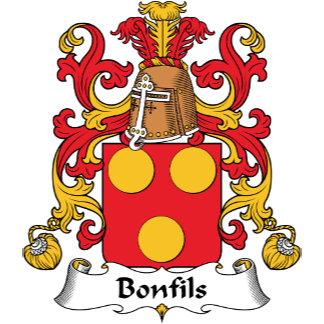 Bonfils Family Crest