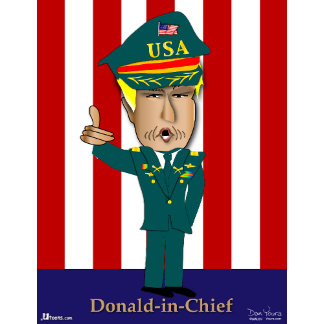 Donald-in-Chief
