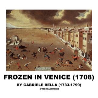 Frozen In Venice (1708) by Gabriele Bella