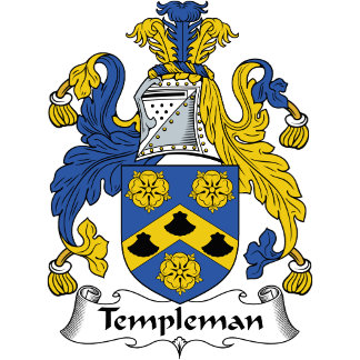 Templeman Family Crest