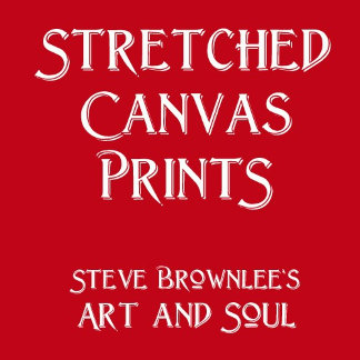 *Stretched Canvas Prints