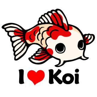 I Love Koi