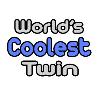 World's Coolest Twin