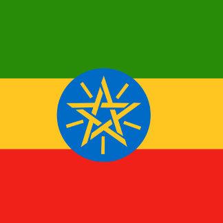 Ethiopia High quality Flag
