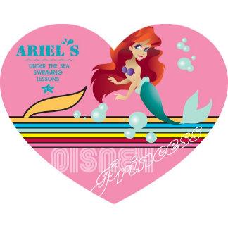 Disney Little Meremaid Ariel Valentine
