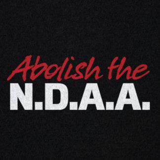 Abolish the NDAA
