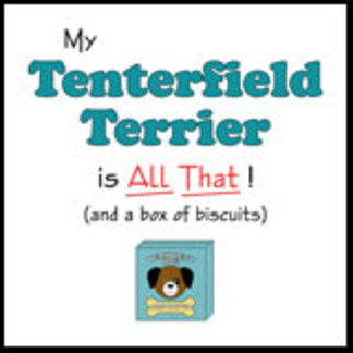 My Tenterfield Terrier is All That!