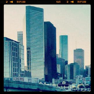 Houston Texas Skyline 3