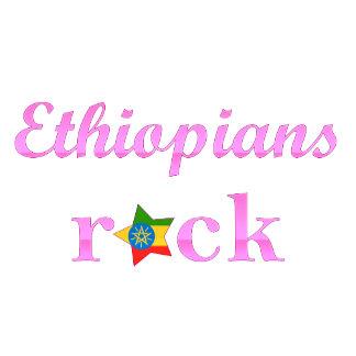 Ethiopians Rock - Cute Pink