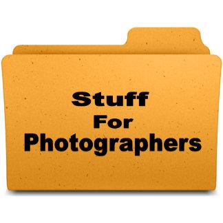 Stuff For Photographers