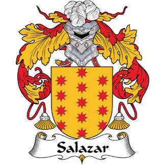 Salazar Family Crest