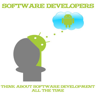 Software Developers Think About Software (Android)