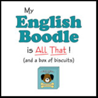 My English Boodle is All That!