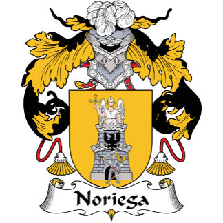 Noriega Family Crest