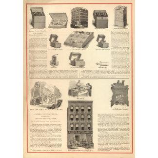Galvano Faradic Manufacturing Company Bickford