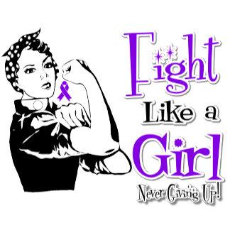 Leiomyosarcoma Cancer Rosie Fight Like a Girl