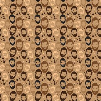 Men in Beards pattern