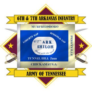 6th & 7th Arkansas Infantry