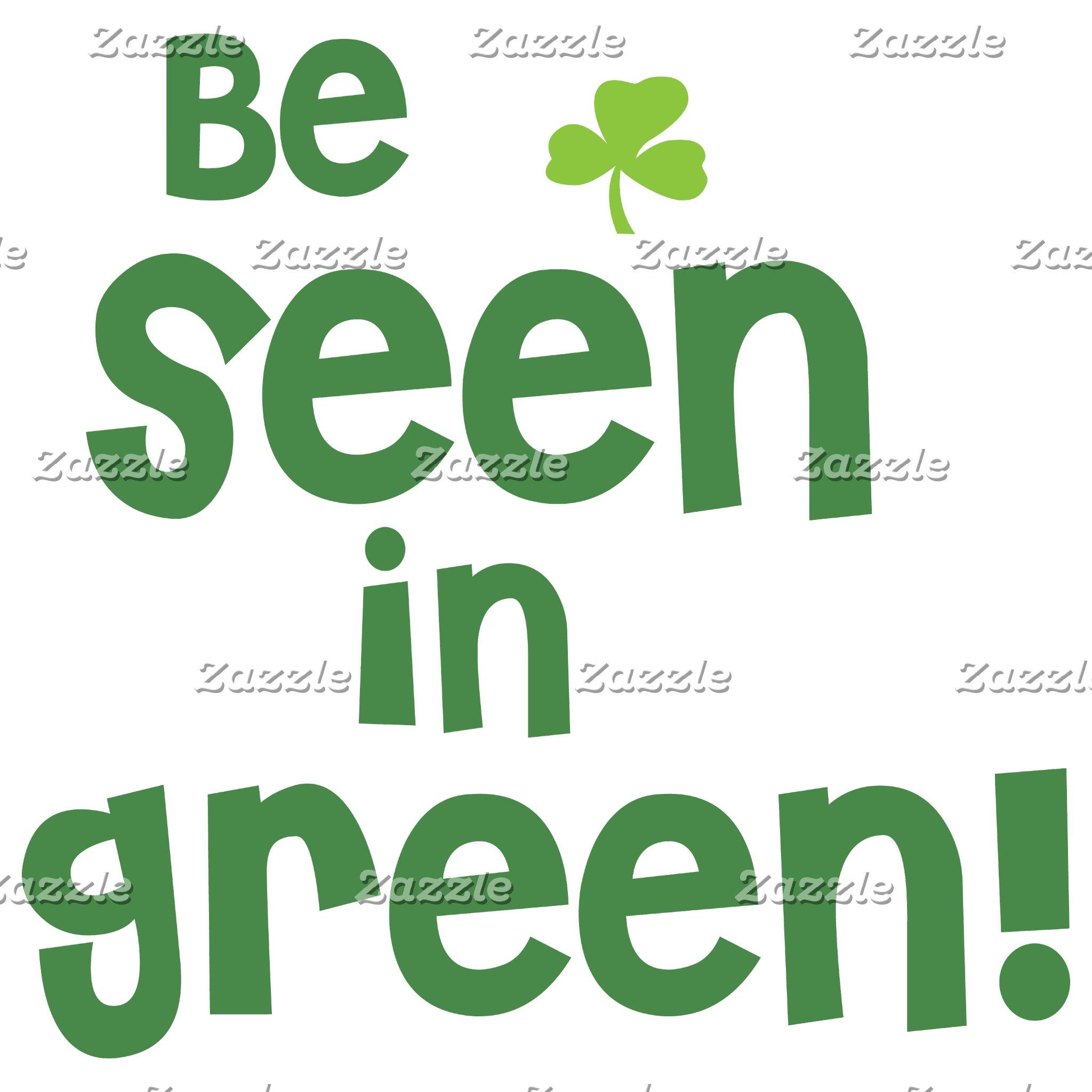 Irish Gear & St. Patrick's Day