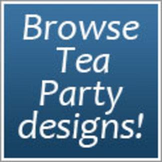 > TEA PARTY SLOGANS
