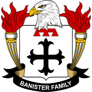 Banister Coat of Arms