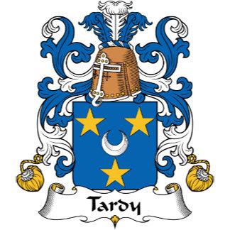 Tardy Family Crest