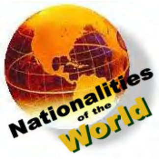 Nationalities of the World