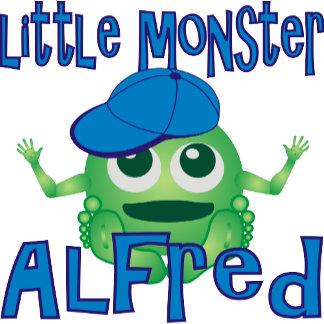 Little Monster Alfred