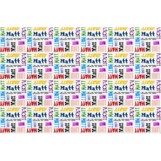 misc wrapping paper